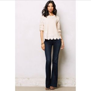 Citizens Of Humanity Dark Denim High Waisted Jeans